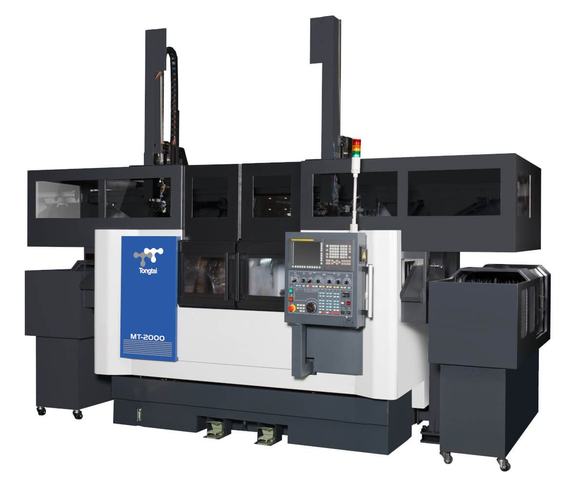 Tours bi-broches frontales Tongtai MT-2000Tours bi-broches frontales Tongtai MT-2000