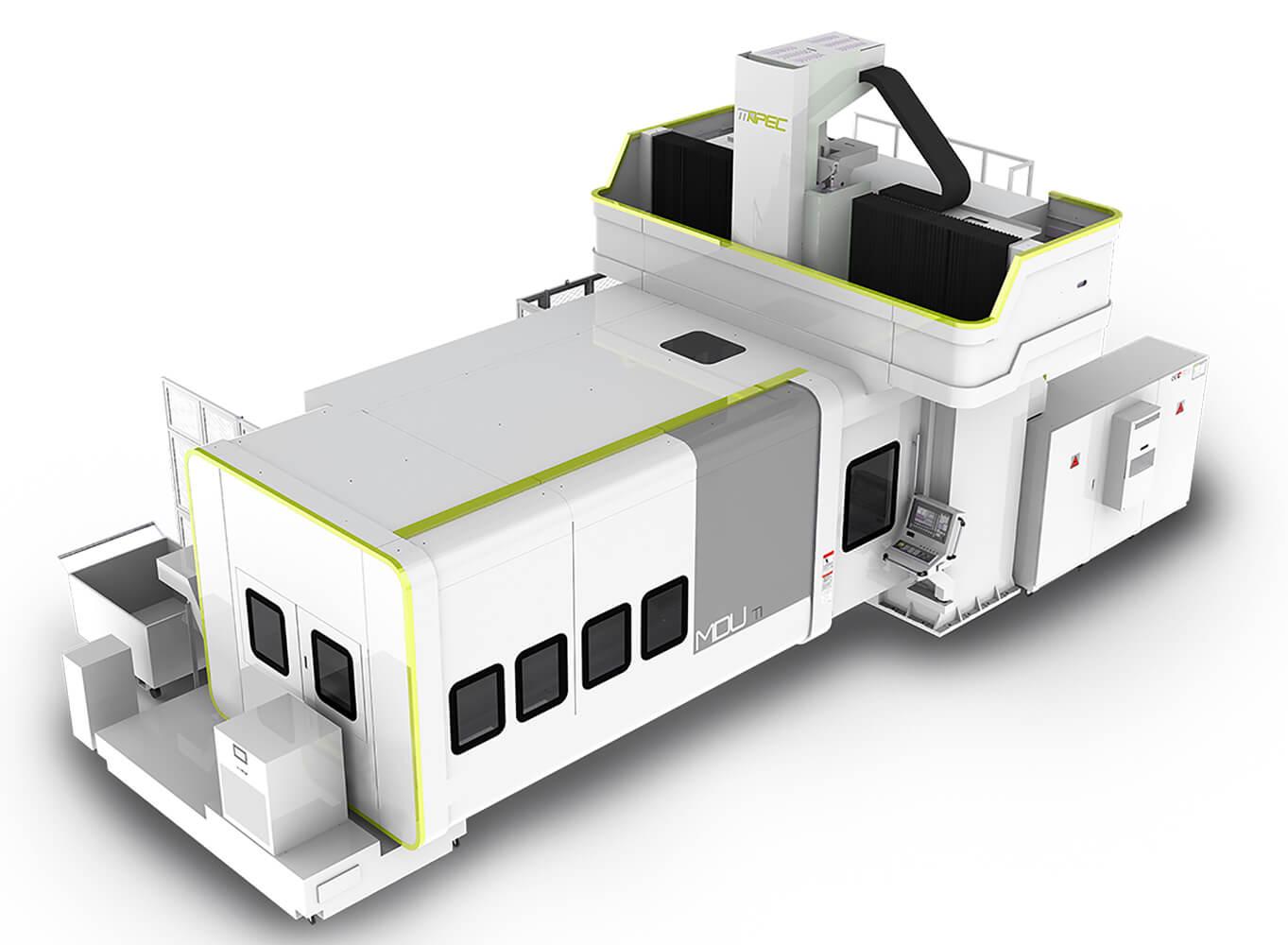 Centre à portique à table mobile APEC MDU-TITAN