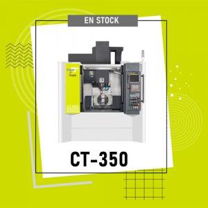 Stock de centres 5 axes Tongtai CT-350