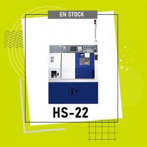 Stock de tours automatisables Tongtai Série HS-22