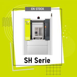 Stock de centres horizontaux Tongtai Série SH