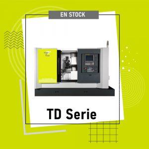 Stock de tours 4 axes Tongtai Série TD