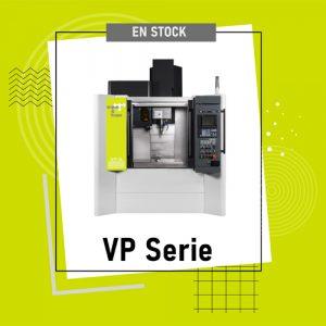 Stock de centres verticaux Tongtai Série VP